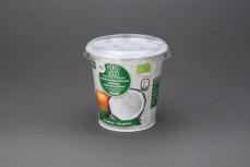 Bezmleczny deser kokosowy zawierający żywe kultury bakterii, z dodatkiem mango, BIO