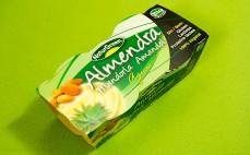 Deser migdałowy z syropem z agawy