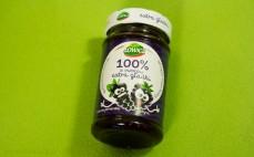Produkt owocowy z czarnych porzeczek i jeżyn 100% z owoców