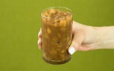 Szklanka prażonych jabłek - szarlotka bez dodatku cukru