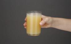 Energy drink - gazowany napój jabłkowy z dodatkiem naturalnej kofeiny i ekstraktu z guarany