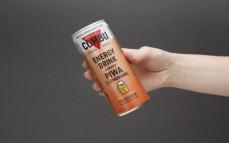 Porcja napoju energetyzującego o smaku piwa z lemoniadą
