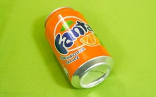 Napój gazowany o smaku pomarańczowym Fanta