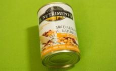 Mix konserwowych nasion roślin strączkowych