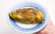 Filet z piersi kurczaka bez panierki