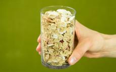 Szklanka płatków zbożowych Fital żurawina + borówka + jagody goji