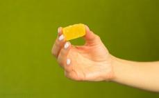 Galaretka w cukrze o smaku cytrynowym bezglutenowa PKU