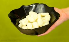 Porcja klusek ziemniaczano pszennych Gnocchi