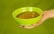 Porcja gołąbków w sosie pomidorowym Łowicz