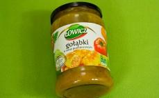 Gołąbki w sosie pomidorowym Łowicz