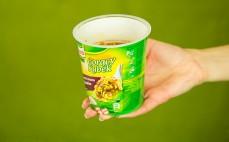 Makaron z sosem myśliwskim Knorr Gorący Kubek