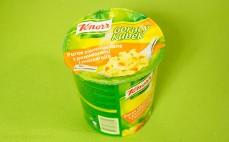 Puree ziemniaczane z pomidorami i mozzarellą Knorr