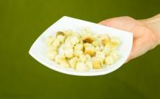 Porcja grzanek o smaku czosnkowym i ziołowym McDonald's