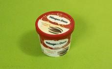 Lody Haagen-Dazs cookies & cream