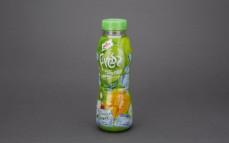 Fresz, napój wieloowocowy: jabłko, mango, kiwi, limonka