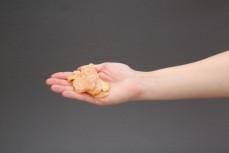Jackfruit suszony, słodzony
