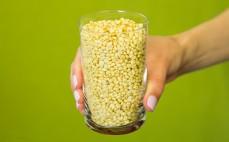 Szklanka jaglanki z miodem Dobra Kaloria