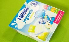 Deser Jogolino Nestle gruszka