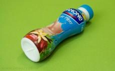 Napój jogurtowy o smaku wiśnia - wanilia ale Pitny