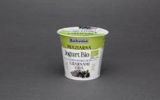 Jogurt bio z czarnymi porzeczkami i ziarnami chia