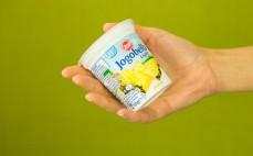 Porcja jogurtu ananasowego light Jogobella