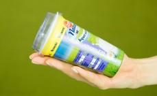 Porcja jogurtu naturalnego do picia bez laktozy