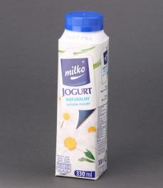 Jogurt pitny, do picia naturalny