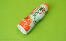 Jogurt pitny truskawkowy ze stanolami roślinnymi