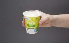 Porcja jogurtu sojowego Sojade