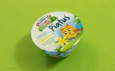 Jogurt typu greckiego Piątuś waniliowy