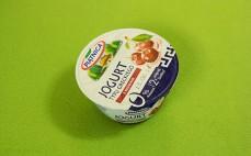 Jogurt typu greckiego z wiśniami 0 %