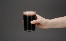 Szklanka piwa Karmi żurawina