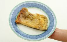 Smażony filet z karpia