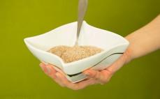 Porcja kaszki mleczno ryżowej kakao