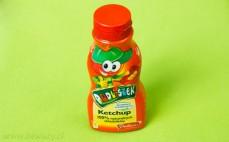 Ketchup dla dzieci Pudliszek