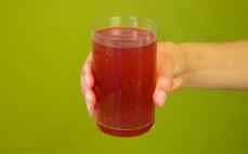Szklanka kisielu o smaku truskawkowym Celiko