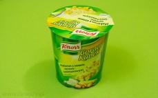 Makaron z sosem serowo-śmietanowym Gorący Kubek