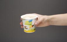 Porcja jogurtu kokosowego ananas-mango PlantON