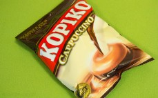 Cukierek kawowy o smaku cappuccino Kopiko