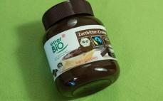 Krem gorzka czekolada enerBio
