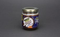 Krem kokosowy o smaku ciemnej czekolady