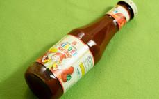 Ketchup dla dzieci bez dodatku cukru