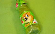 Napój Kubuś zielony banan kiwi