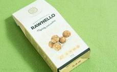 Kulki z migdałami i kokosem Rawnello