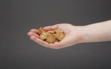 Garść kruchych ciasteczek naturalnych
