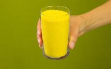 Szklanka kuskusu kukurydzianego