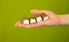 Lody kokosowe w polewie kakaowej Bounty