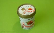Lody jogurtowe z truskawkami Grycan