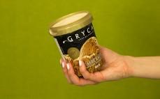 Porcja lodów kawowych Caffe Latte Grycan