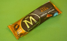 Lody Magnum First Kiss Creme Brulee